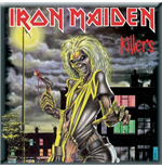 Iron Maiden Magnet 184730