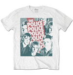 The Police  T-shirt 184793