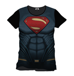 Batman v Superman Dawn of Justice T-Shirt Superman Body