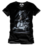 Batman v Superman Dawn of Justice T-Shirt Batman Face