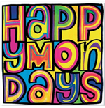 Happy Mondays Magnet 185340
