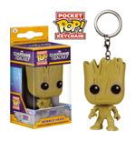 Guardians of the Galaxy Pocket POP! Vinyl Keychain Groot 4 cm