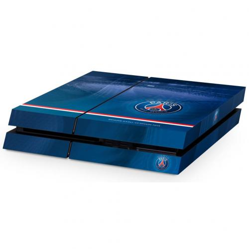 Paris Saint Germain F.C. PS4 Console Skin