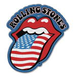 The Rolling Stones Patch - Us Tongue