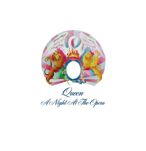 Vynil Queen - A Night At The Opera