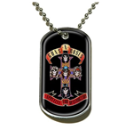 Guns N' Roses Dog Tags: Appetite