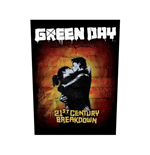 Green Day Back Patch: 21st Century Breakdown
