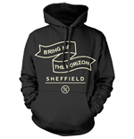 Bring me the Horizon Men's Hooded Top: Banner
