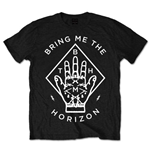 Bring me the Horizon Men's Tee: Diamond Hand