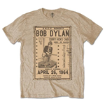Bob Dylan Men's Tee: Flyer