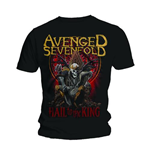 Avenged Sevenfold Men's Tee: New Day Rises