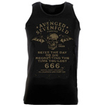 Avenged Sevenfold Men's Vest Tee: Seize the Day