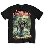Avenged Sevenfold Men's Tee: England