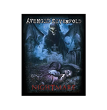 Avenged Sevenfold Back Patch: Nightmare