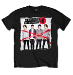 5 Seconds of Summer Men's Tee: Album Cover 1'