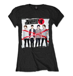5 Seconds of Summer Women's Tee: Album Cover 1'