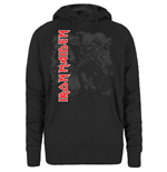 Iron Maiden Women's Hooded Top: Trooper