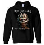 Iron Maiden Men's Hooded Top: Book of Souls