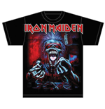 Iron Maiden Men's Tee: A Read Dead One