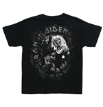 Iron Maiden Toddler's Tee: Number of the Beast