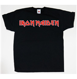 Iron Maiden Youth's Tee: Logo