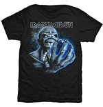 Iron Maiden Men's Tee: A Different World