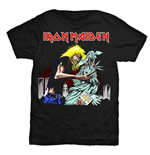 Iron Maiden Men's Tee: New York