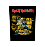 Iron Maiden Back Patch: Piece Of Mind