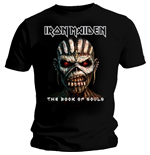 Iron Maiden Men's Tee: Book of Souls