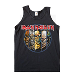 Iron Maiden Women's Vest Tee: Evolution