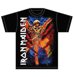 Iron Maiden Men's Tee: Vampyr