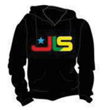JLS Women's Hooded Top: Logo