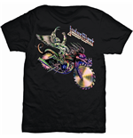 Judas Priest Men's Tee: Painkiller Solo