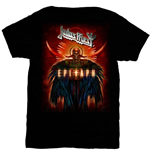 Judas Priest Men's Tee: Epitaph Jumbo