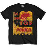 ZZ Top Men's Tee: Speed Oil