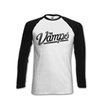 The Vamps Women's Raglan/Baseball Tee: McVey