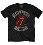 The Rolling Stones Men's Tee: Tour 78.