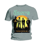 The Doors Men's Tee: Waiting For The Sun