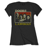 The Doors Women's Tee: LA Woman