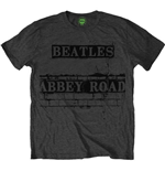 The Beatles Men's Tee: Abbey Road Sign