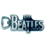 The Beatles Bottle Opener: Drop T Logo
