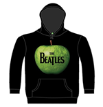 The Beatles Men's Hooded Top: Apple