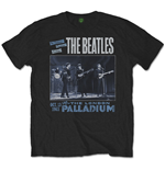 "The Beatles Men's Tee: ""1963"" The Palladium"