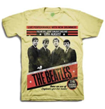 The Beatles Men's Boxed Tee: 1962 Port Sunlight