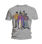 The Beatles Men's Tee: Submarine