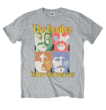 The Beatles Men's Tee: Sea of Science