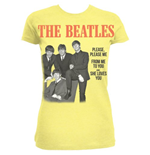 The Beatles Women's Tee: Please Please Me
