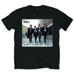 The Beatles Men's Tee: On Air