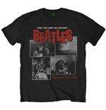 The Beatles Men's Tee: Here they come