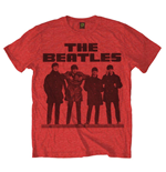 The Beatles Men's Tee: Long Tall
